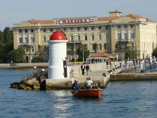 barkajoli nel porto