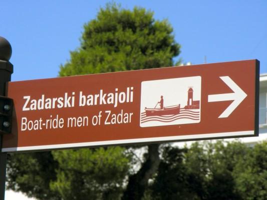 Barkajoli attrazione turistica e simbolo della città