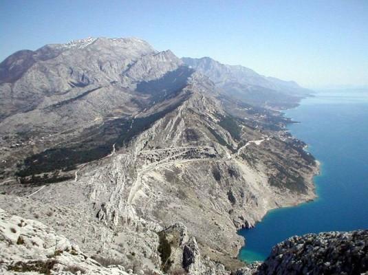 Monte Biokovo