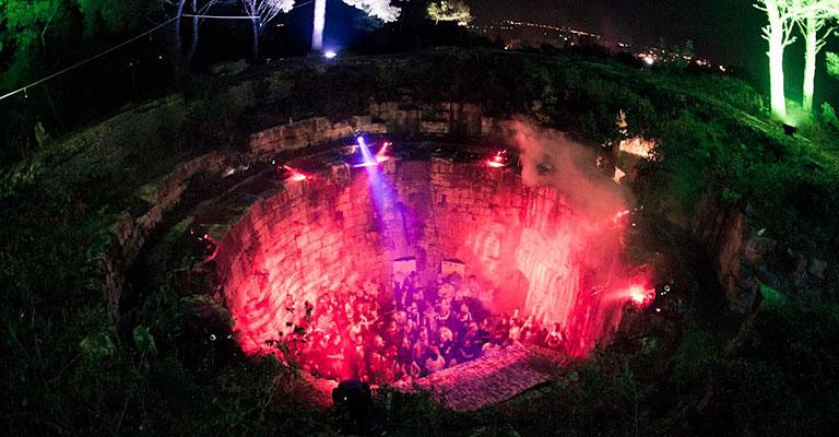 festival a Fort Punta Christo