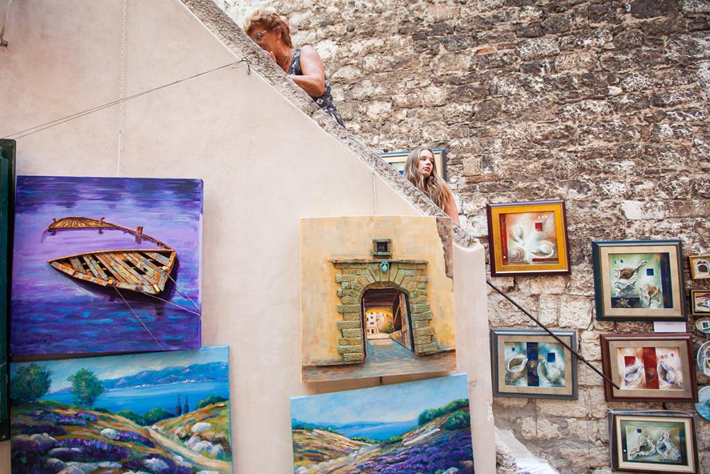 Art Festival Grisia a Rovigno