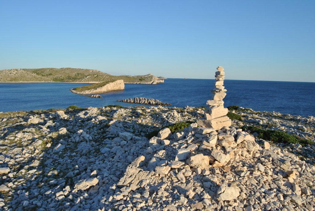 isole Kornati in Dalmazia Parco Nazionale