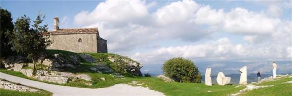 Pican nell'entroterra dell'Istria