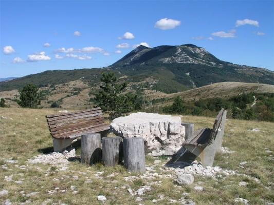 monte Ucka belvedere