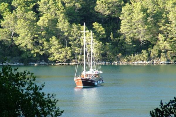 navigare in Croazia