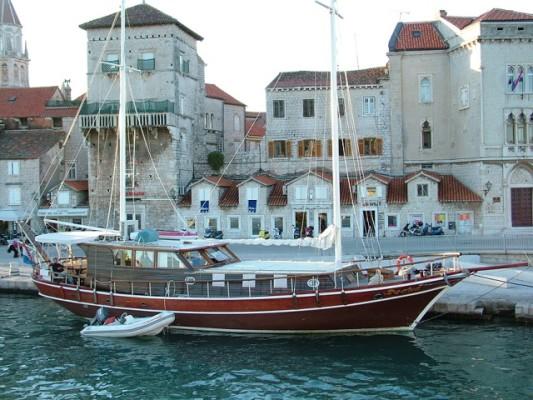 Riviera dei Castelli in Croazia