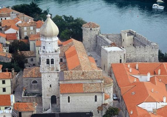 Cattedrale dell'Assunzione della città di Krk
