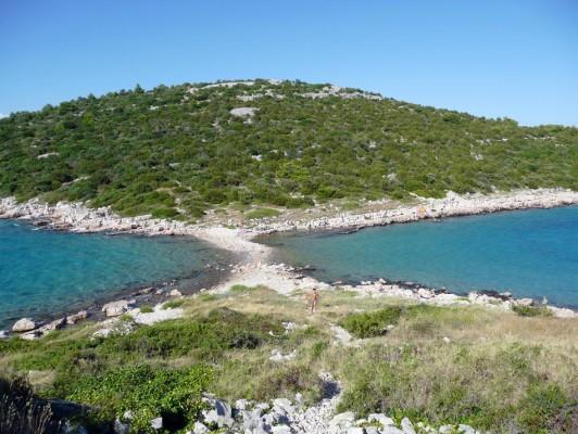 isola Murter spiagge e promontori