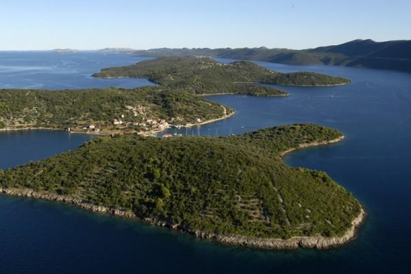 Arcipelago zaratino e isola Rava