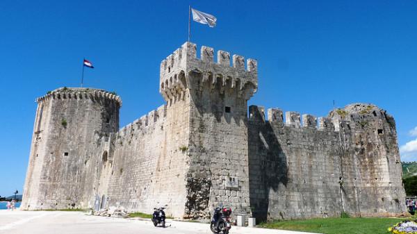 Trogir Castel Camerlengo
