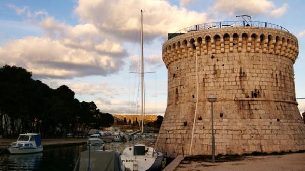 Trogir Torre San Marco
