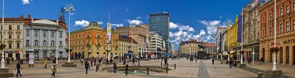 città di Zagabria
