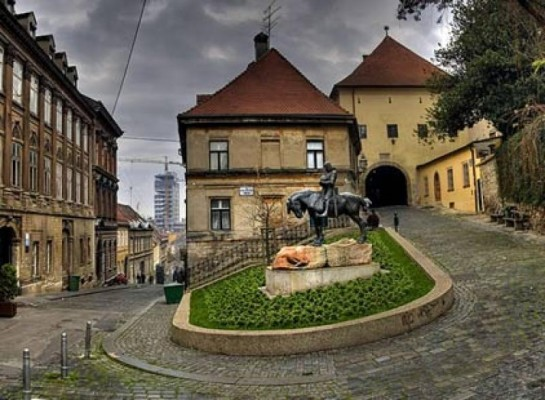Città Alta di Zagabria