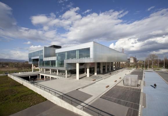Zagabria Museo Arte Contemporanea
