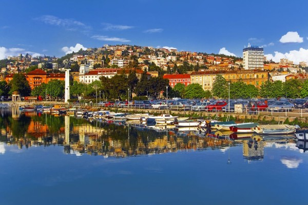 Fiume in Croazia