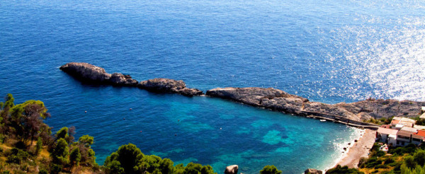 isola Hvar in Croazia