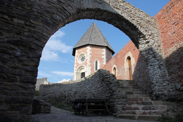 cittadella di Medvedgrad a Zagabria