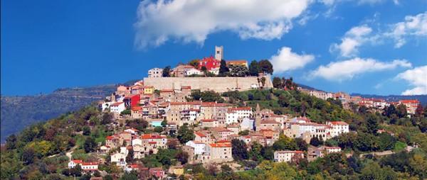 città di Motovun