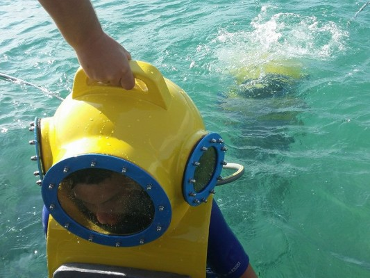 come immergersi nel Parco Sottomarino dei PIrati a Punat