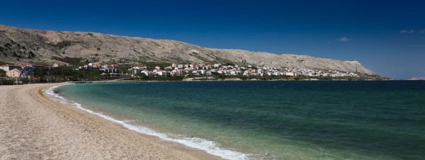 spiagge sull'isolaPasman