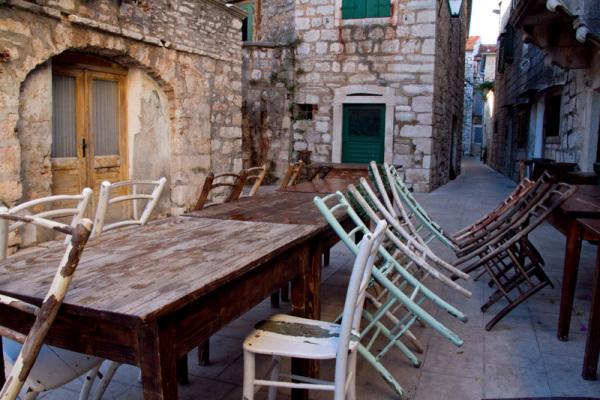 Starigrad sull'isola Hvar