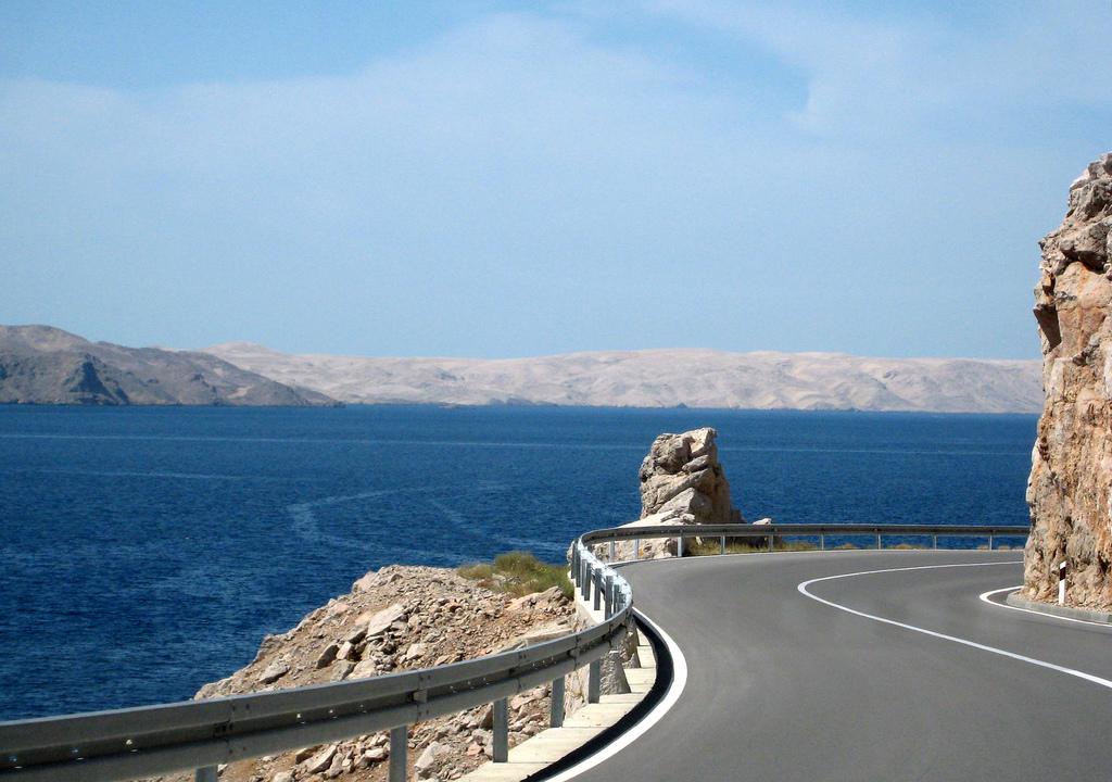 strada statale Jadranska Magistrala in Croazia