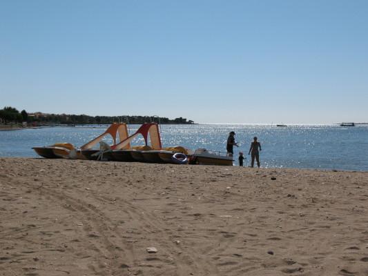 spiaggia di sabbia di Medulin
