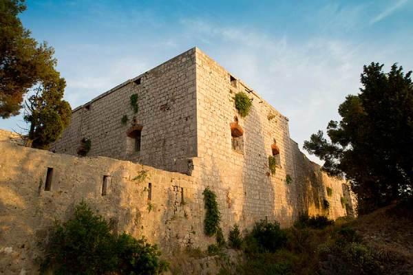 Isola Vis forte Giorgio III
