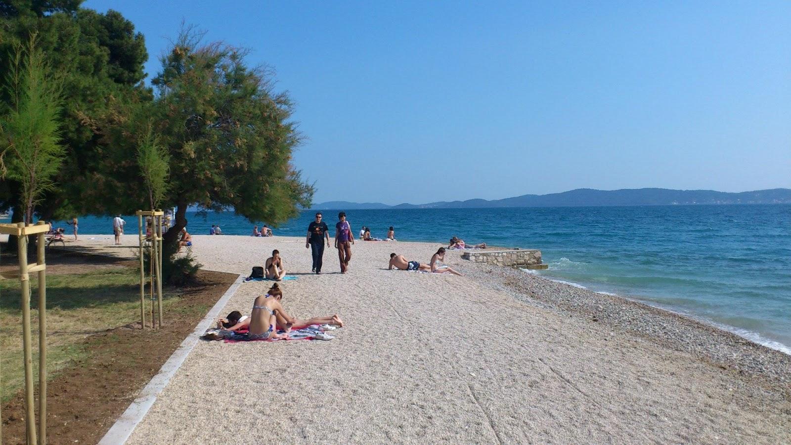 Zadar spiagge trattamento marmo cucina for Soggiorno in croazia