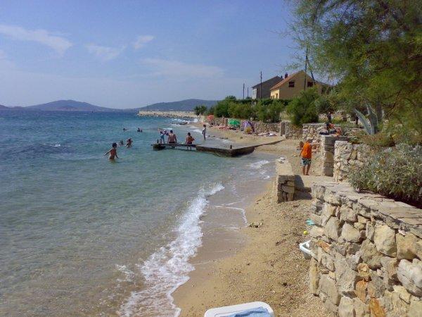 baia Sepurine sull'isola Prvic
