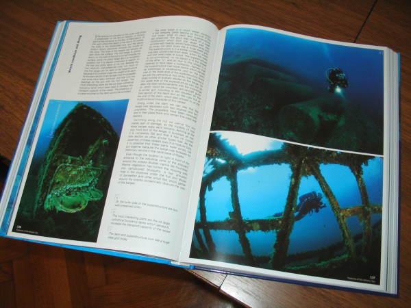 pagine del libro Tesori dell'Adriatico