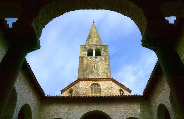 Basilica di San Eufrasio a Porec