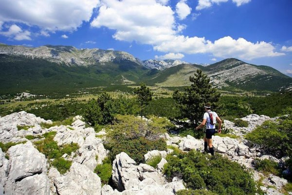 Parco Naturale del Velebit e Velebit Ultra Trail