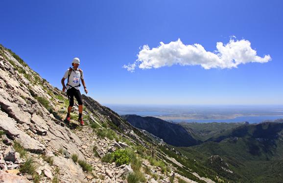 Maratona nel Parco Nazionale del Velebit