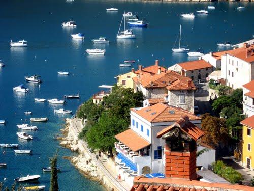 Labin penisola Istriana e Rabac