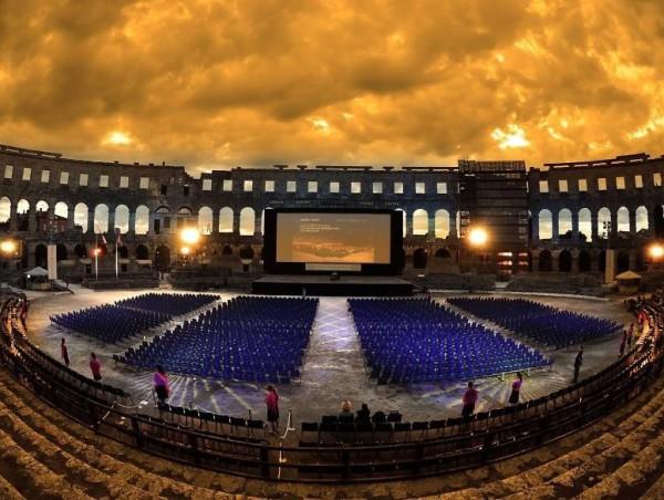 Arena di Pola e Film Festival