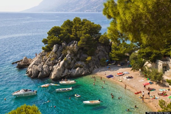 Brela Riviera di Makarska