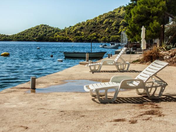 isola Lastovo spiaggia