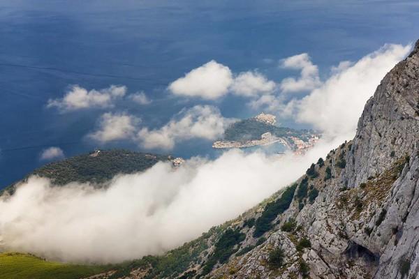 Makarska città