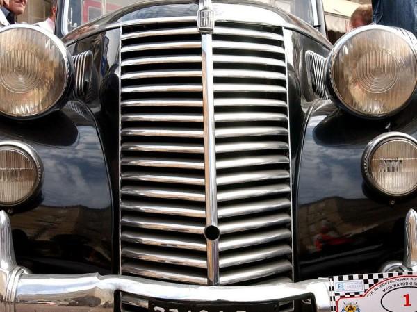auto storiche sulla Riviera di Opatija