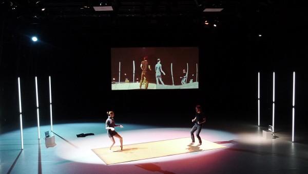 performance teatrali a Spalato IKS Festival