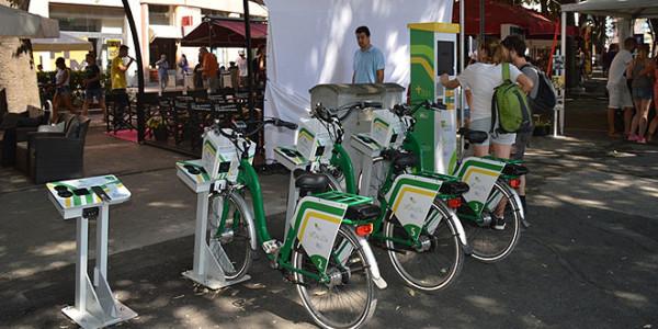 progetto biciclette elettriche  a Pola in Istria