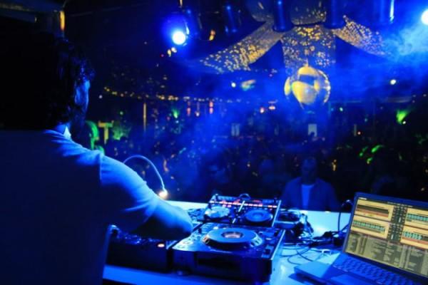 disco club Aurora a Primosten