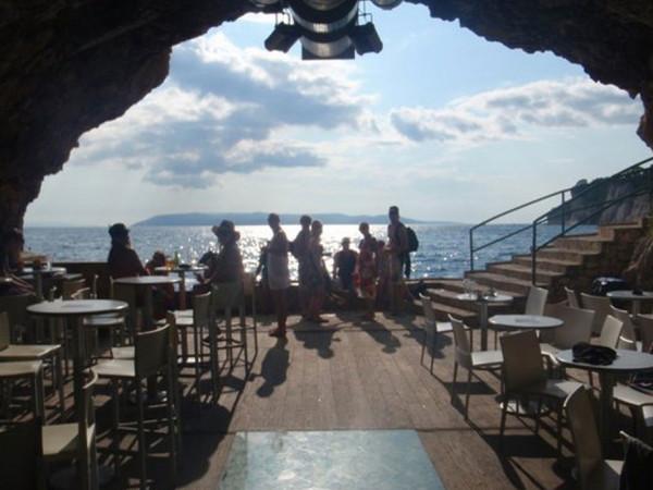 disco klub Deep a Makarska in Dalmazia