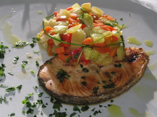buon cibo a Dubrovnik durante il Good Food Festival