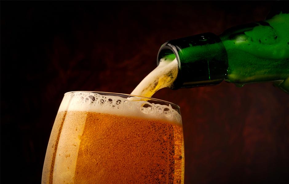 bere birra in Croazia