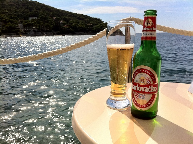 la second birra della Croazia birra Karlovacko