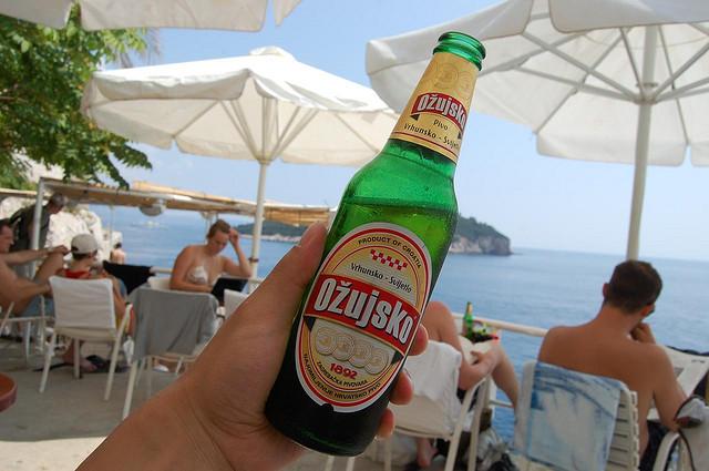 birra in Croazia Ozujsko