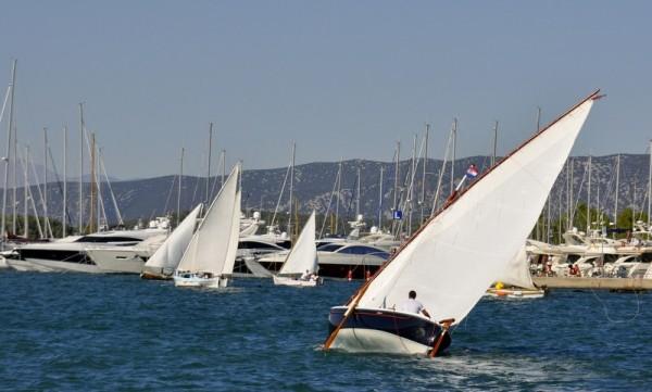 gare in barca a vela in Croazia