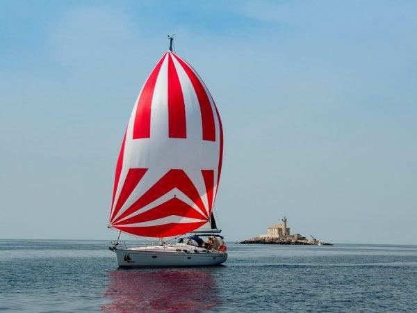 navigare in barca a vela a Molat tra le cinque cose da fare